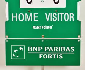 customized tennis scoreboards