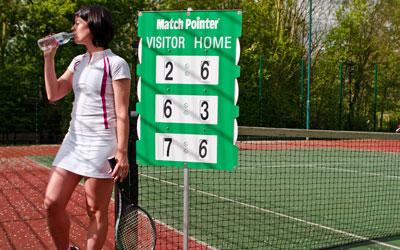 Tennis Scoreboard Accessories