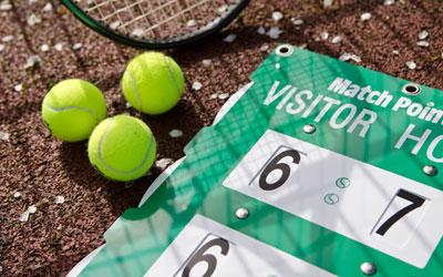 Tennis Scorer