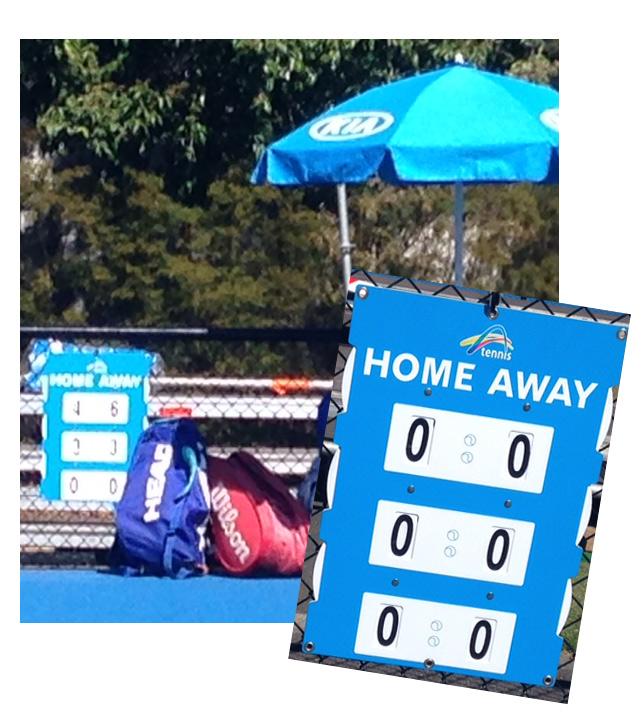 Tennis Scoreboard Tennis Australia